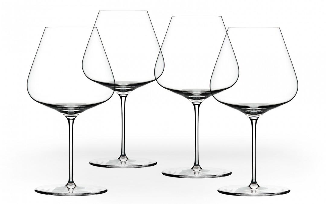 Zalto vinglas marknadsförs av Stockwine Group i Sverige