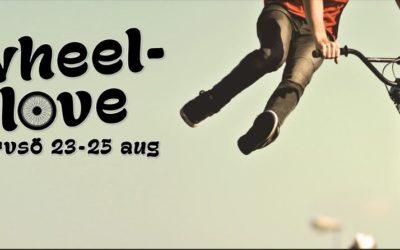 Järvsö Wheellove – Cykelfest i Järvsö 23 – 25 augusti